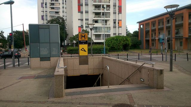 Métro Bagatelle Toulouse