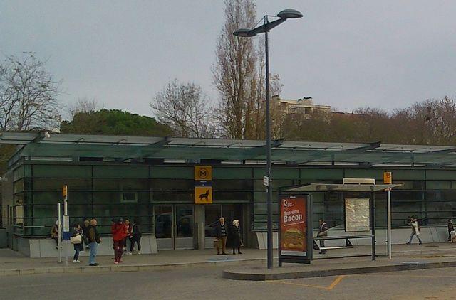 Métro Empalot Toulouse