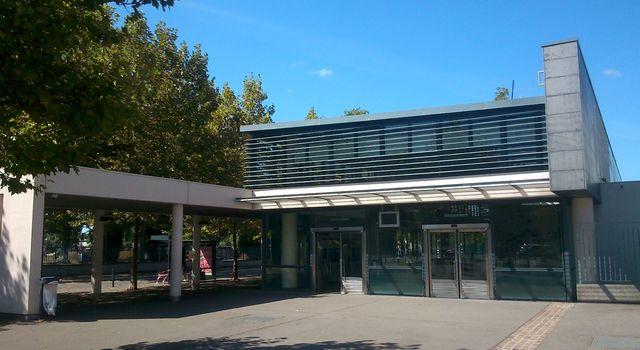 Métro Faculté de Pharmacie Toulouse