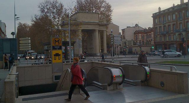 Métro François Verdier Toulouse