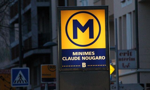 Métro Minimes - Claude Nougaro Toulouse