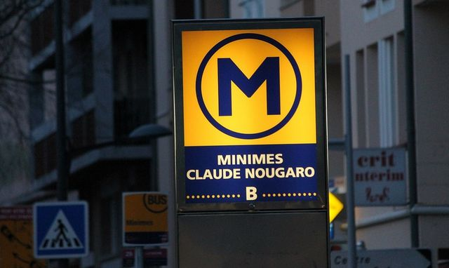 Métro Minimes - Claude Nougaro