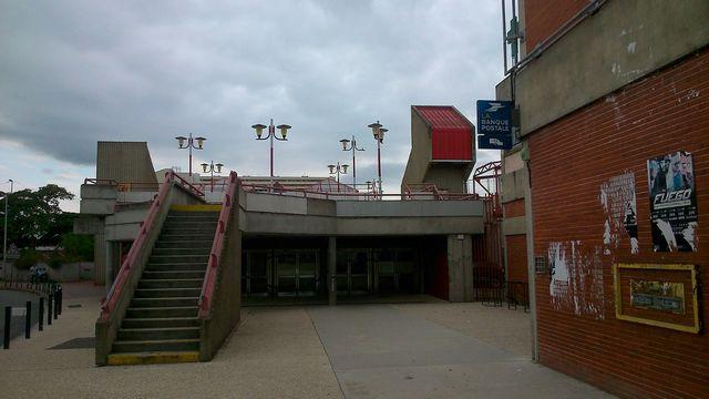 Métro Mirail - Université Toulouse