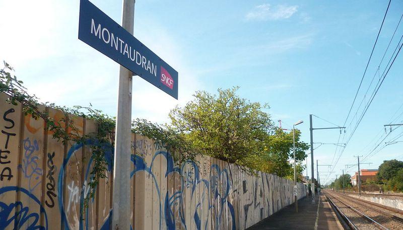 Métro Montaudran