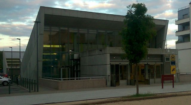 Métro Ramonville Toulouse