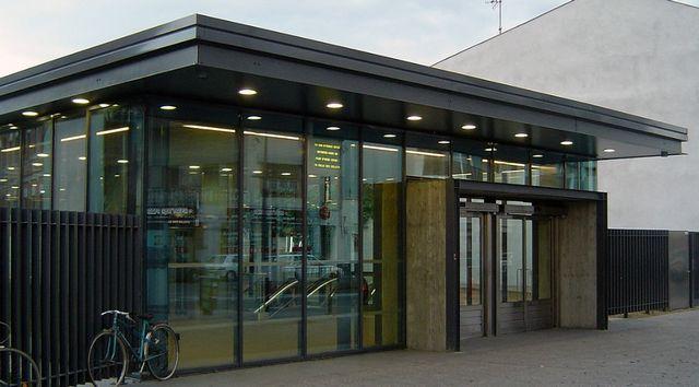 Métro Saint-Agne - SNCF Toulouse