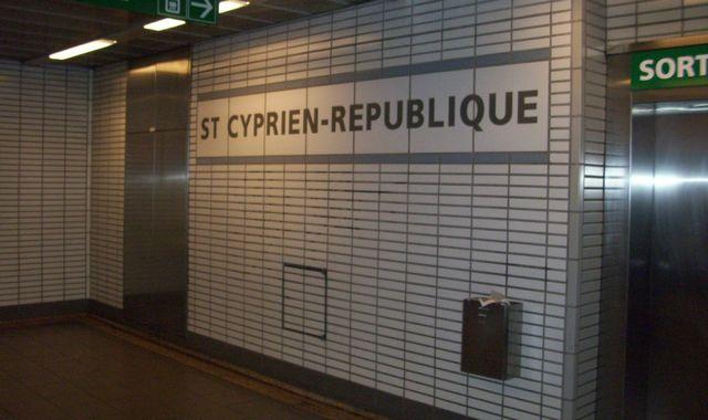 Métro Saint-Cyprien - République Toulouse