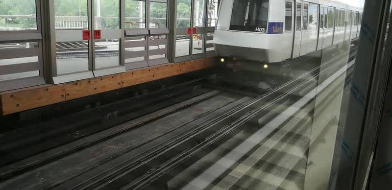 Métro Toulouse Lautrec